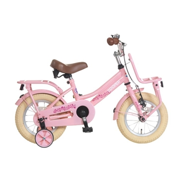 12 tommer cykel Cooper pink