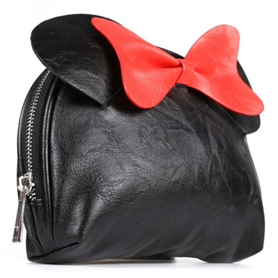 Disney Minnie toilettaske sort