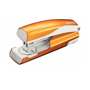 Hæftemaskine Leitz 5502 Orange metallic
