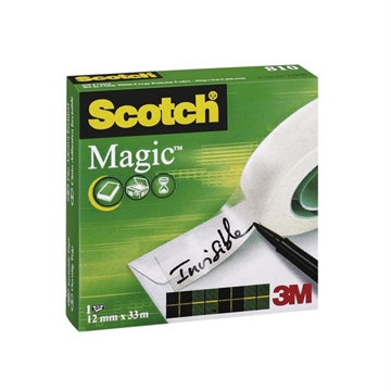 Magic tape Scotch 810 12mmx33m