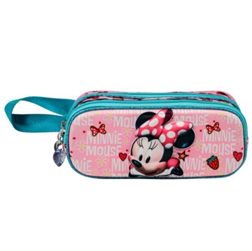 Minnie Mouse Kids Star penalhus med 2 rum