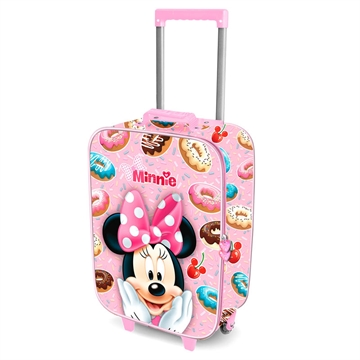 Minnie Mouse 3D trolley med 2 hjul