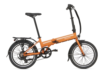 Popal EL Foldecykel E-Folt 2.0 Orange