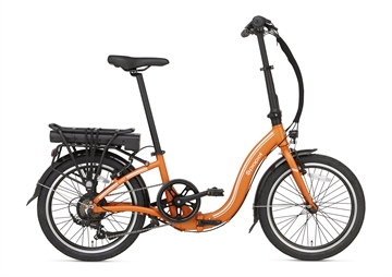 Popal el Foldecykel E-Folt 1.0 orange