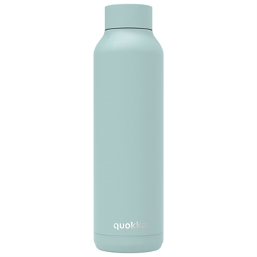 Quokka Solid stålflaske Cool Gray Powder 630 ml