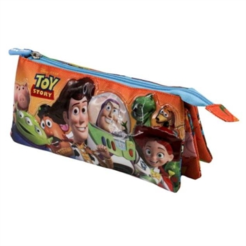 Toy Story penalhus, 3 rum