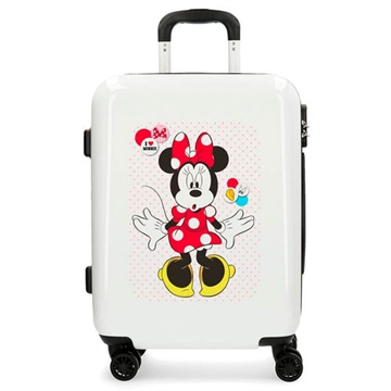 Minnie Mouse ABS trolley 4 hjul