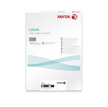 Labels Xerox 210 x 297mm