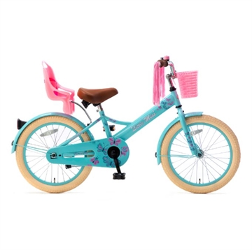 18 tommer pige cykel Little Miss Turquoise